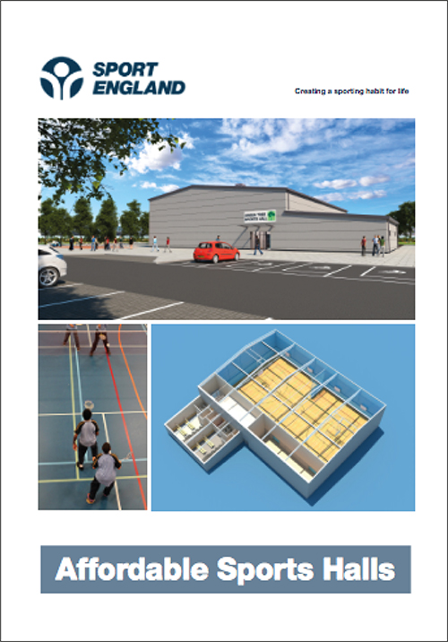 Sport England Affordable Sports Halls