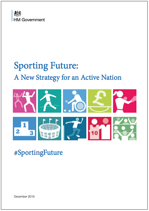 DCMS: Sporting Future: A New Strategy for an Active Nation