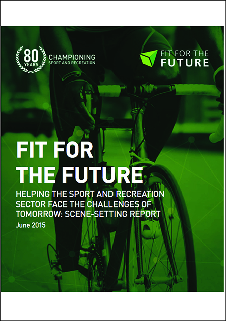Sport And Recreation Alliance Fit For The Future