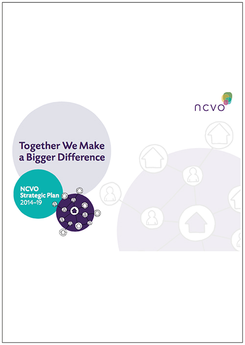 NCVO - Together We Make A Bigger Difference