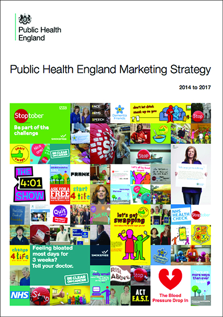 Public Health England Marketing Strategy 2014-2017